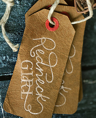 Redneck Girl Logo Design + Branding